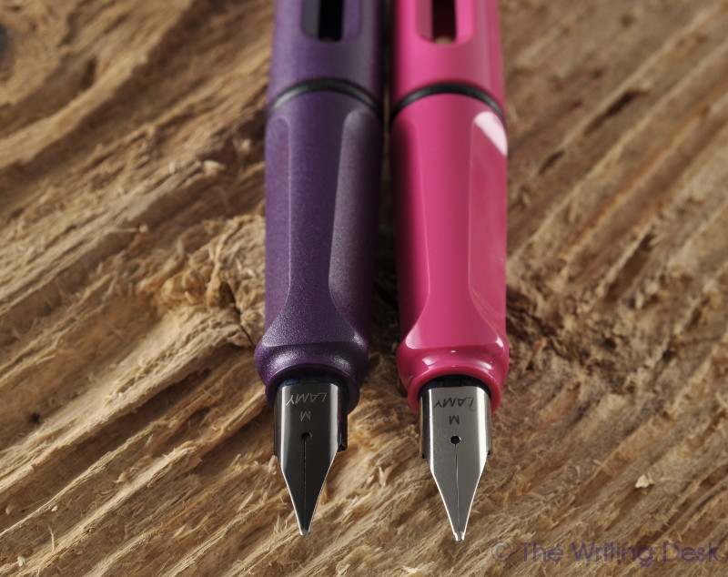 Lamy Safari nibs
