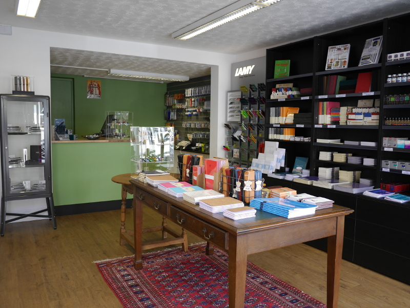 independent stationery shop suffolk