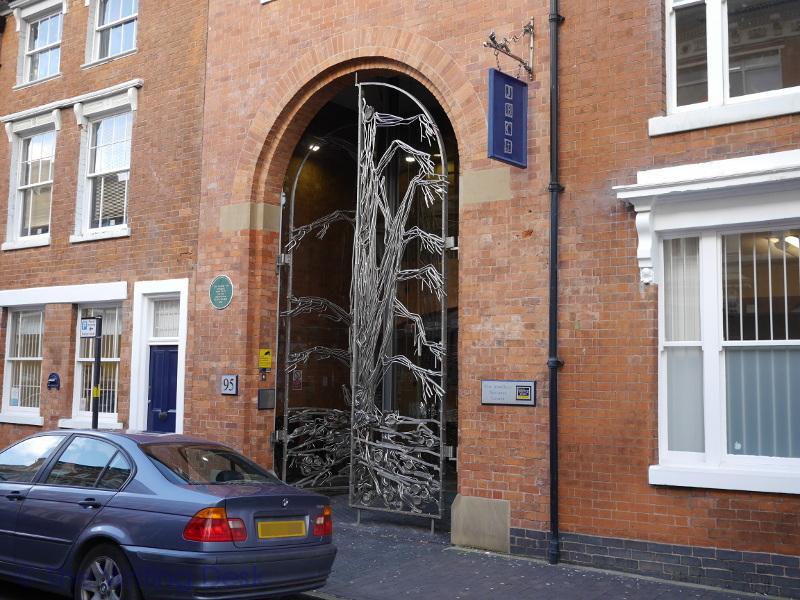 location of yard-o-led factory Birmingham