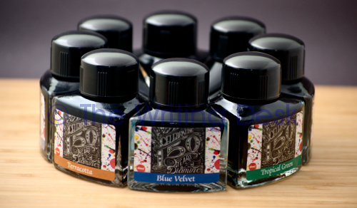 Diamine 150th Anniversary fountain pen ink