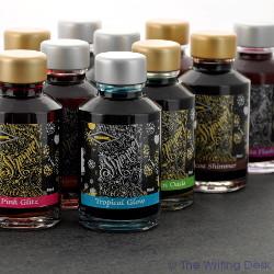 Diamine Shimmer ink