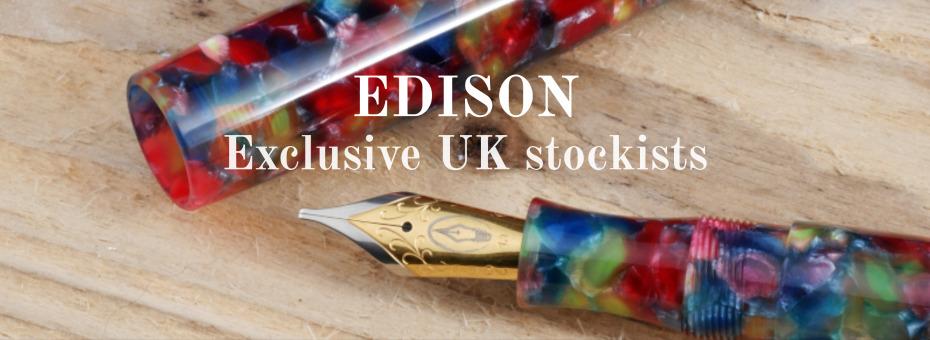 Edison brand focus