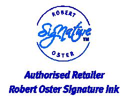 Robert Oster logo